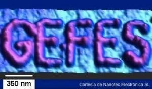 La imagen que todos relacionamos con el GEFES fue creada por Nanotec Electrónica.