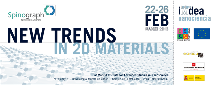 New Trends in 2D Materials