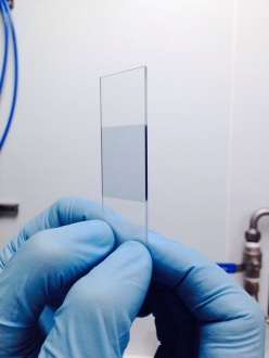 2.5 nm gold